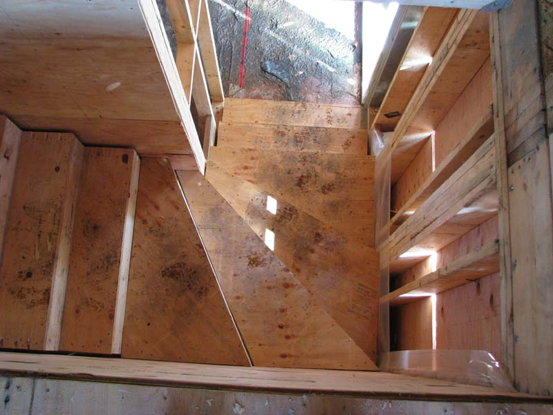 Winder stairs good for homes for Building winder stairs